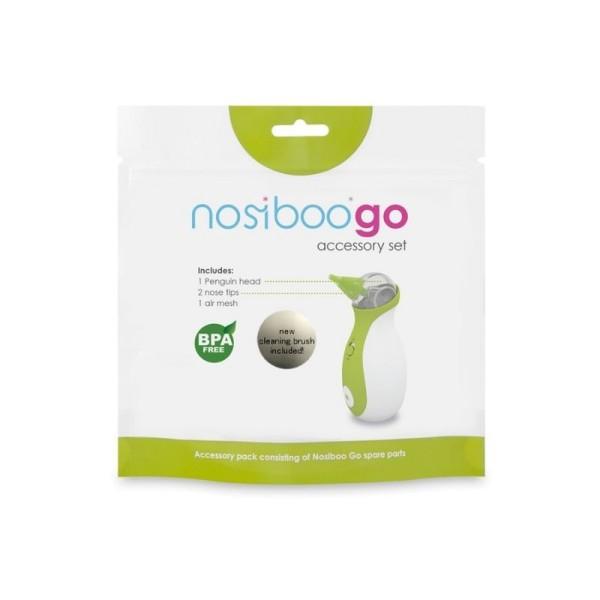 nosiboo GO Nasensauger Ersatz-Set Accessory Set