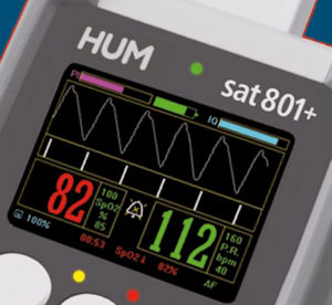 HUM AEROcheck 801+ Display