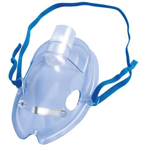 Aerosol Inhalationsmaske von Dahlhausen PVC für Erwachsene