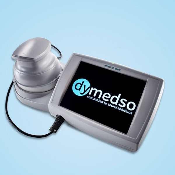 Dymedso Frequencer Sekretolyse mit Schallwellen - auch bekannt aus beatmetLeben