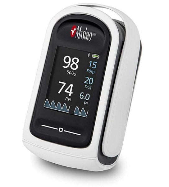 MASIMO - MightySat Finger Pulsoximeter inkl. Bluetooth-Funktion