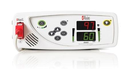 Masimo RAD-8 Pulsoximeter mit Masimo SET® Technologie