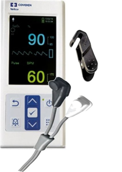 Ohr clip sensor Nellcor Dura Y-S PM10N