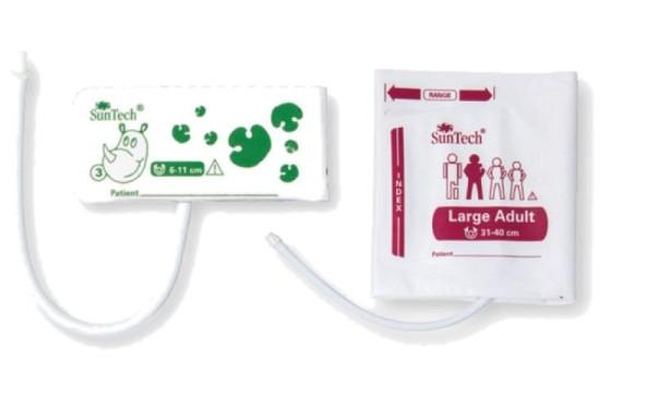 Einweg-Blutdruckmanschetten Neonatal, Adult und Pediatric
