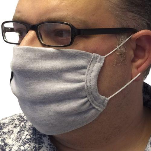 Mund und Nasenmaske Behelfsmaske Behelfsmundschutz Baumwolle waschbar UNISEX