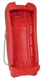 Masimo protective boot red - Schlagschutzhülle rot