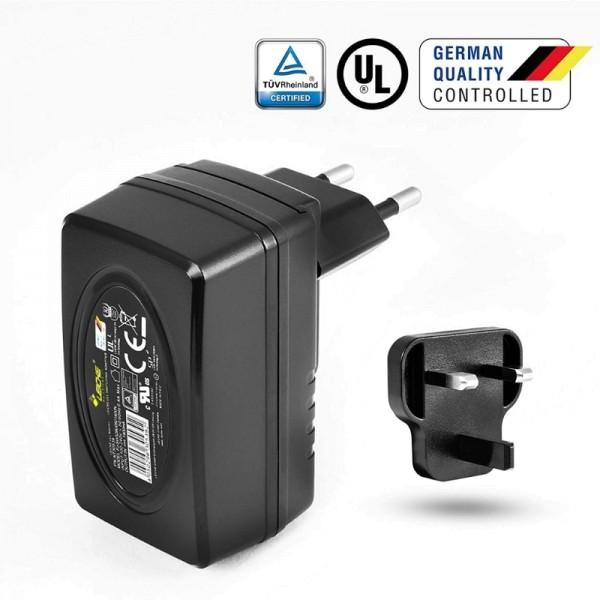 USB-Netzteil Universalnetzteil (5V 1,4 A, 7 W) TÜV/Medizinisch zertifiziert