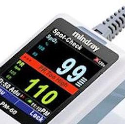 Mindray Pulsoximeter