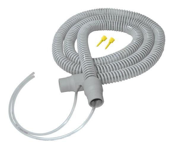 AEROtube CPAP Atemschlauch mit Druckmessschlauch verschiedene Längen