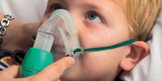 Ecolite Aerosolmaske für Kinder
