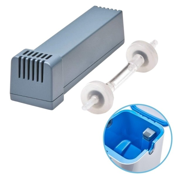 SoClean 2 CPAP Desinfektionsgerät Ersatzfilter und Rückschlagventil für das CPAP Desinfektionsgerät
