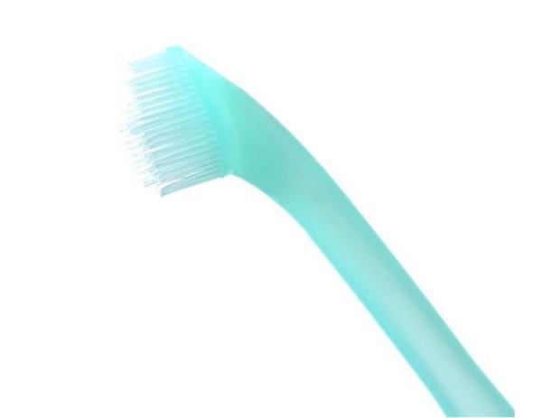 OroCare Aspire - Zahnbürste mit Absaugfunktion weicher Bürstenkopf