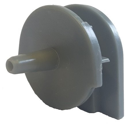 Side Slot Plug mit Schlauchanschluss IM-SCPN1217