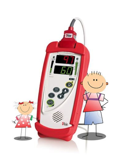 Masimo RAD-5 Pulsoximeter