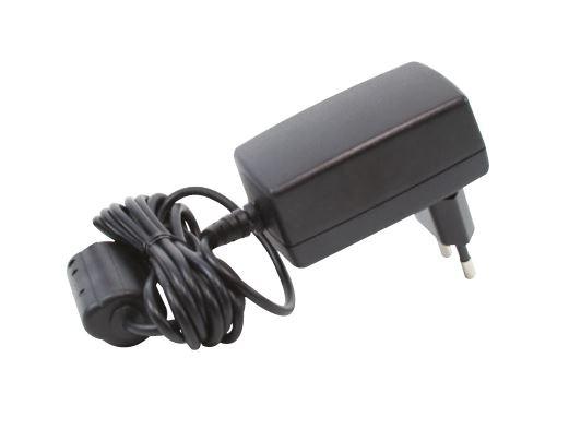 Netzteil inkl. EU-Adapter für AEROcheck Pulsoximeter sat 801+