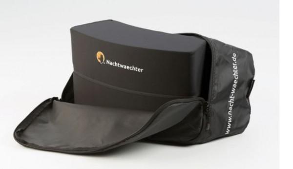 Nachtwächter Schlafweste Transporttasche mit Antischhnarchweste