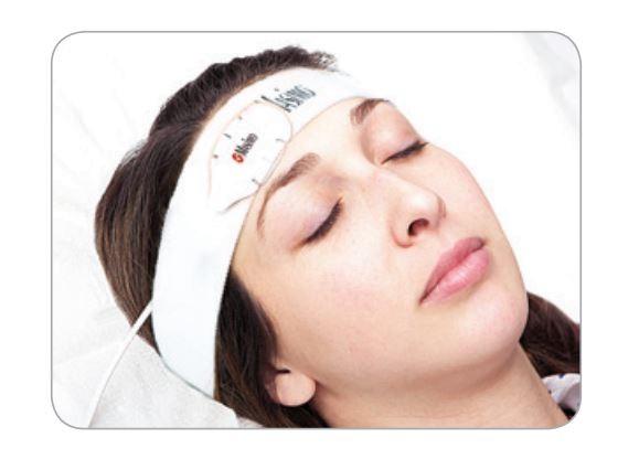 Masimo Stirnband zur Fixierung von Stirnsensoren