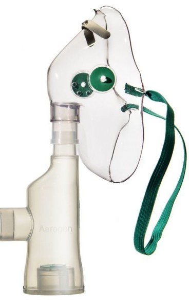 Aerogen Solo Ultra mit Maske für Erwachsene
